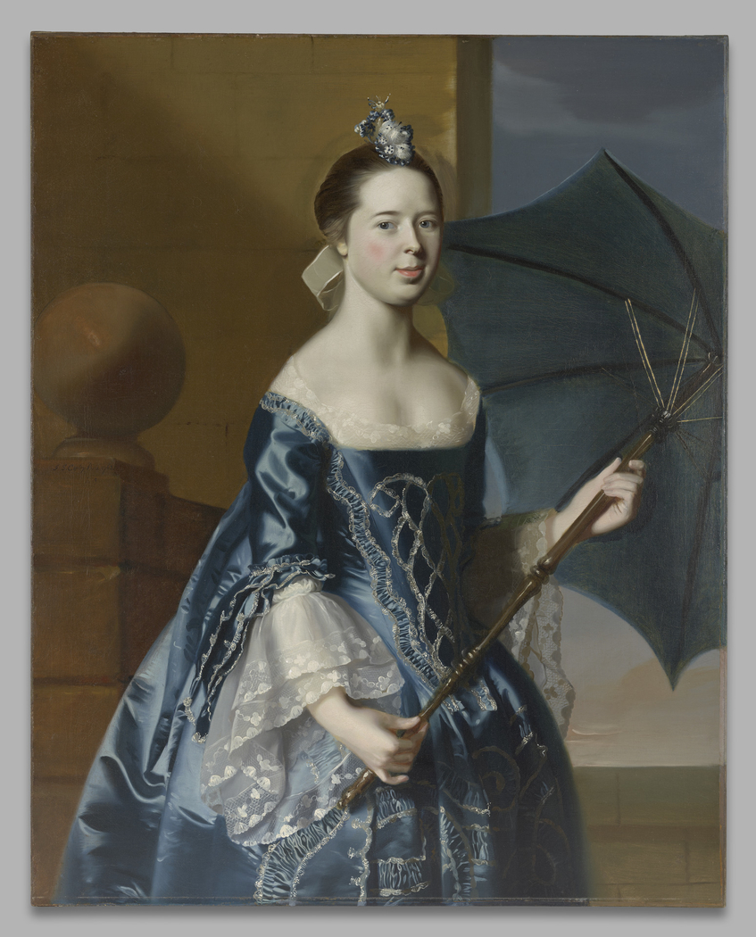 Mrs. Benjamin Pickman (Mary Toppan),(1744-1817)