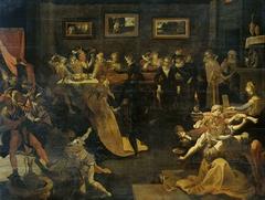 Night Banquet and Masquerade