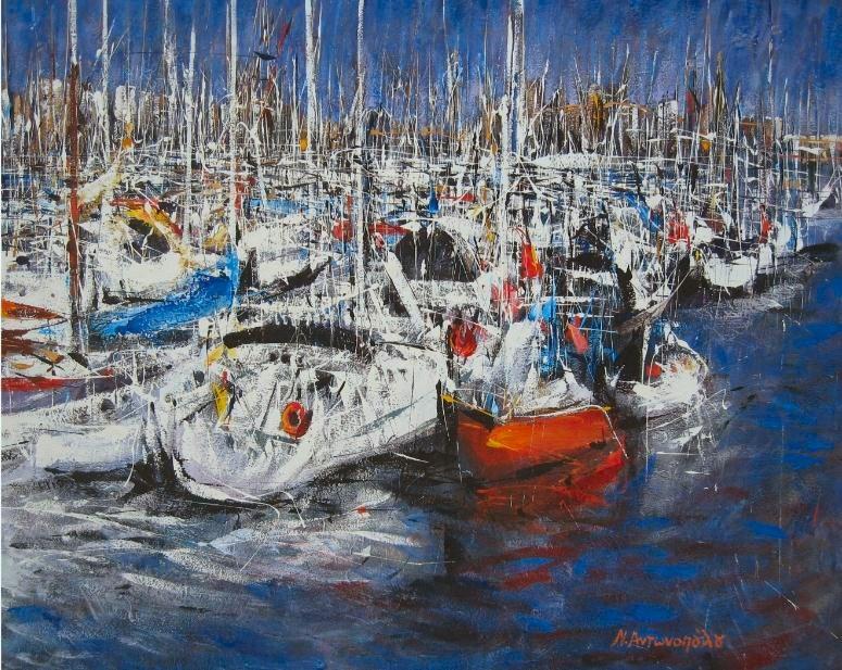 Sails 1 (Port)