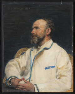 Portrait de Firmin Javel