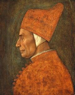 Portrait of a Doge, probably Pasquale Malipiero