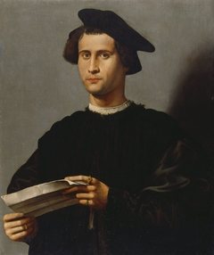 Portrait of a Lawyer in the Aldobrandini Family