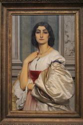 Portrait of a Roman Lady (La Nanna)