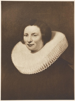 Portrait of a Woman of about Forty