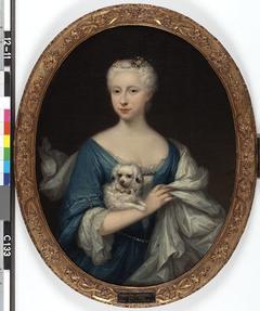 Portrait of a Woman, possibly Cornelia Broichot (1681-1731), wife of Paulus Nicolaas van Assendelft