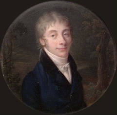 Portrait of a young Man. Copy