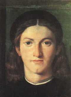 Portrait of a Young Man (Lotto, Uffizi)