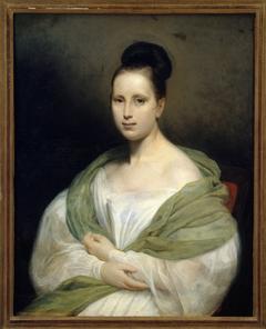 Portrait of Adélaïde Rousseau-Scheffer