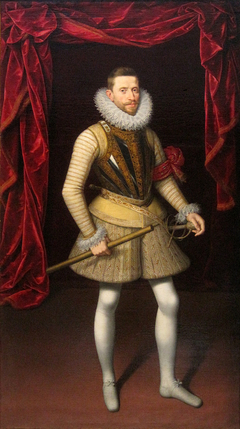 Portrait of Albert VII, Archduke of Austria