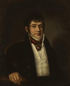 """Portrait of an Unknown Man from the Ogariov Family"" (Platon Bogdanovich Ogariov?)"