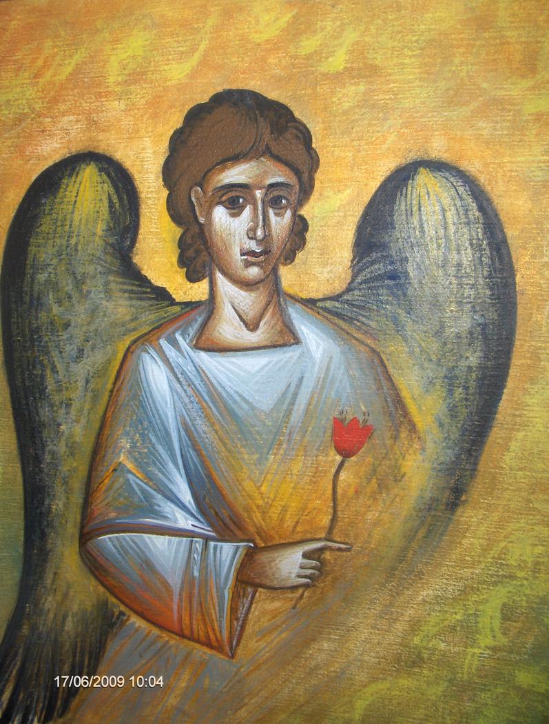 Portrait of Angel