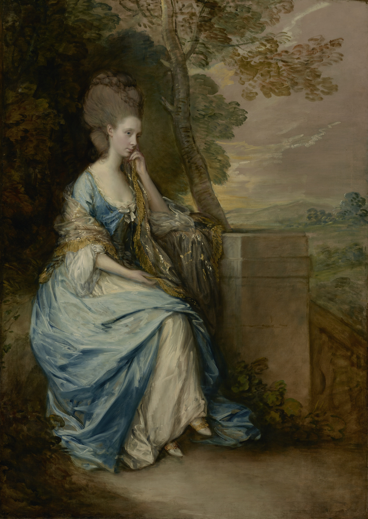 Portrait of Anne, Countess of Chesterfield
