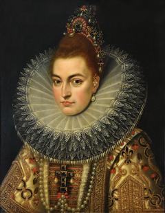 Portrait of Archduchess Isabella