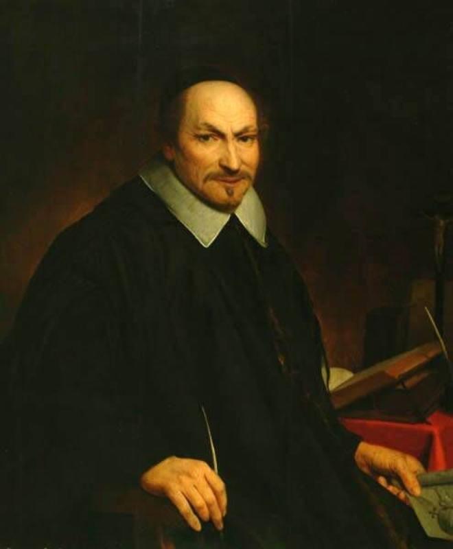 Portrait of Augustinus Alstenius Bloemert