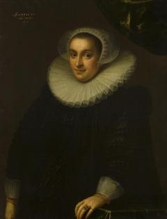 Portrait of Cornelia Bot, wife of Gottfried Houtappel