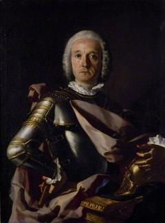 Portrait of Count James Joseph O'Mahoney, Lieutenant-General in the Neapolitan Service. Knight of St Januarius