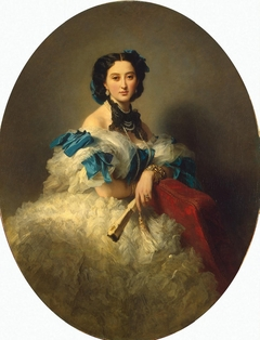 Portrait of Countess Varvara Musina-Pushkina