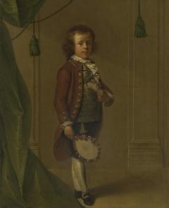 Portrait of Dionys Eliasz van Nijmegen