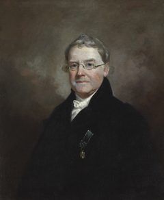 Portrait of Dr. James E. B. Finley