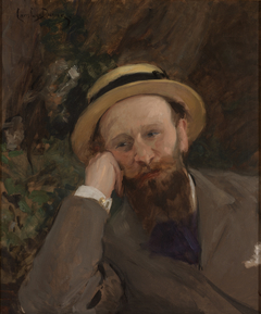 Portrait of Édouard Manet