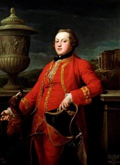 Portrait of Edward Howard (1744–1767)