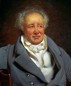 Portrait of Etienne Perlet, 1804 - 1843