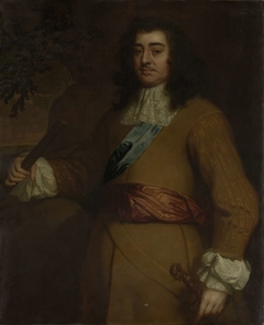 Portrait of George Monck, 1st Duke of Albemarle, English Admiral and Statesman