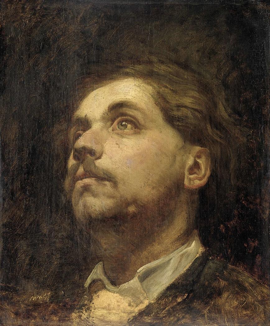 Portrait of Jacob Maris