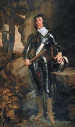 Portrait of James, 1st Duke of Hamilton (1606-1649)