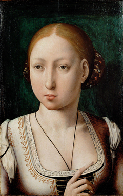 Portrait of Joan the Mad