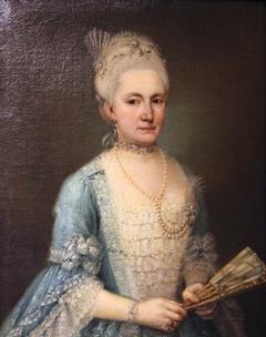 Portrait of Matilde Querini da Ponte