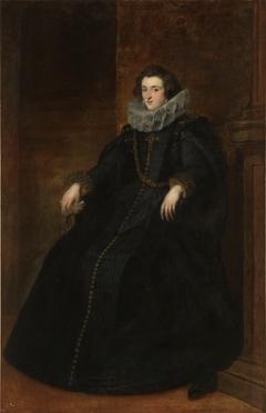 Portrait of Policena Spinola, marquesa de Leganés