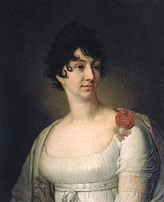 Portrait of S. A. Rayevskaya