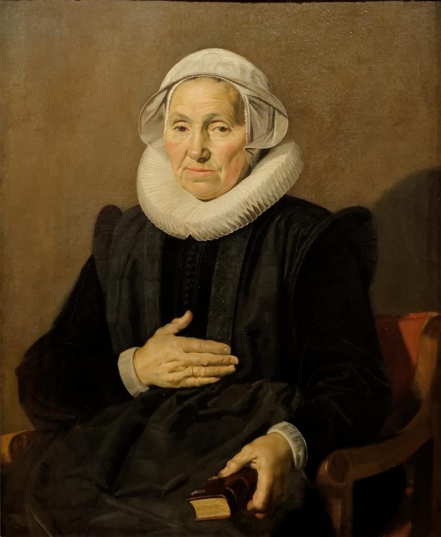 Portrait of Sara Andriesdr Hessix