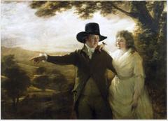 Portrait of Sir John and Lady Clerk of Penicuik