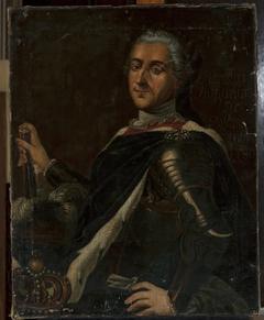 Portrait of Stanisław August Poniatowski