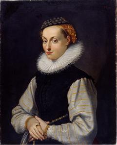 Portrait of Veronika Fugger