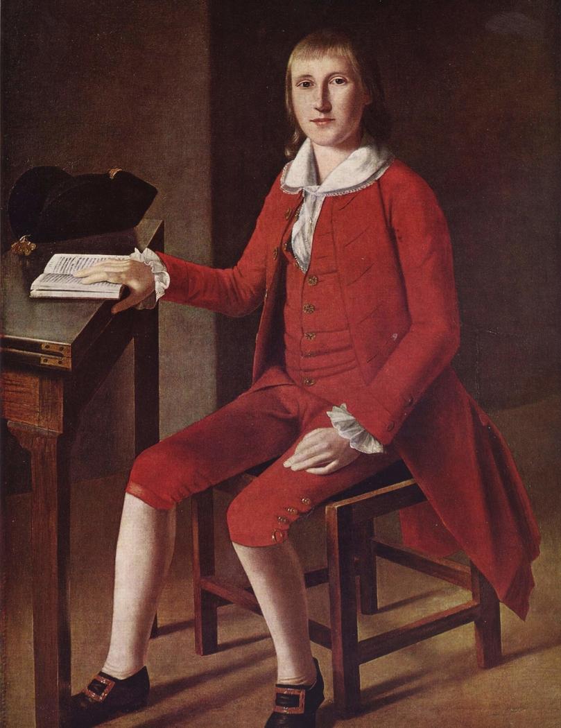 Portrait of William Carpenter