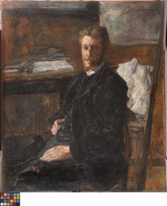 Portrait of Willy Finch