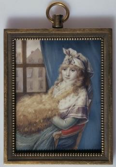 Portrait présumé de Lucile Desmoulins