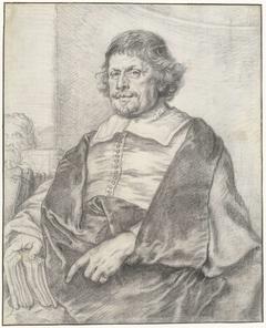 Portret van Caspar Barlaeus
