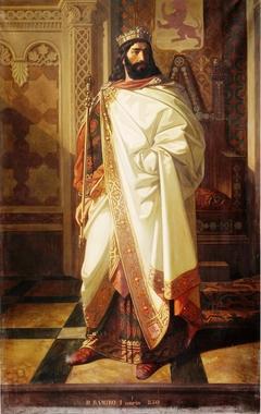 Ramiro I rey de Asturias