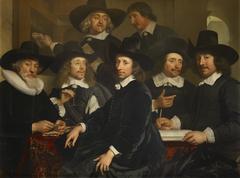 Regents of the Oudezijds Almshouse, 1656
