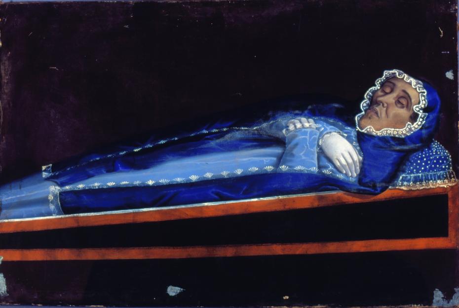 Retrato Póstumo de Dona Ana Eufrosina Vasconcelos