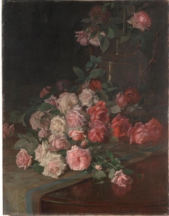 Roses and Mahogany