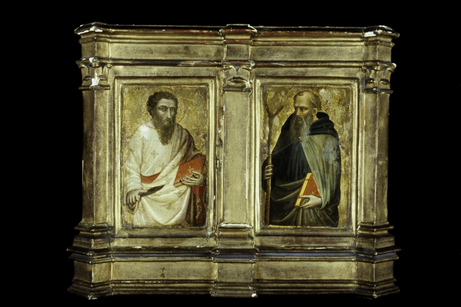 Saint Bartholomew and Saint Anthony Abbot