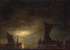 Sea by Moonlight