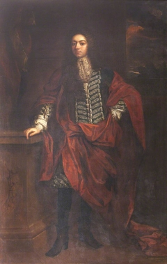 Sir John Sherard (1662-1724)