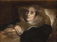 Sofonisba Anguissola on her deathbed