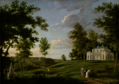 "Southeast View of ""Sedgeley Park,"" the Country Seat of James Cowles Fisher, Esq."